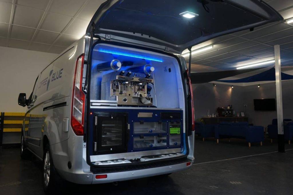 Mobile Coffee Van Hire