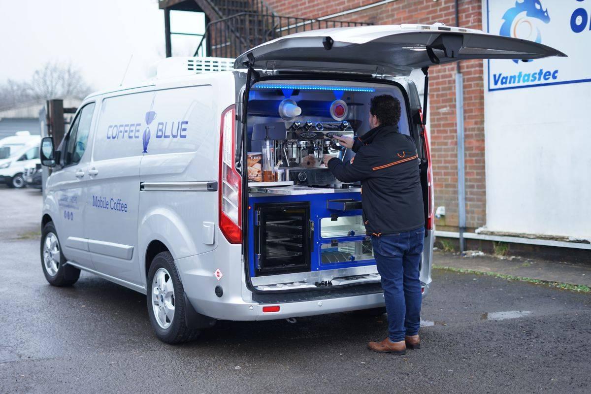 Mobile Coffee Van East Leicester