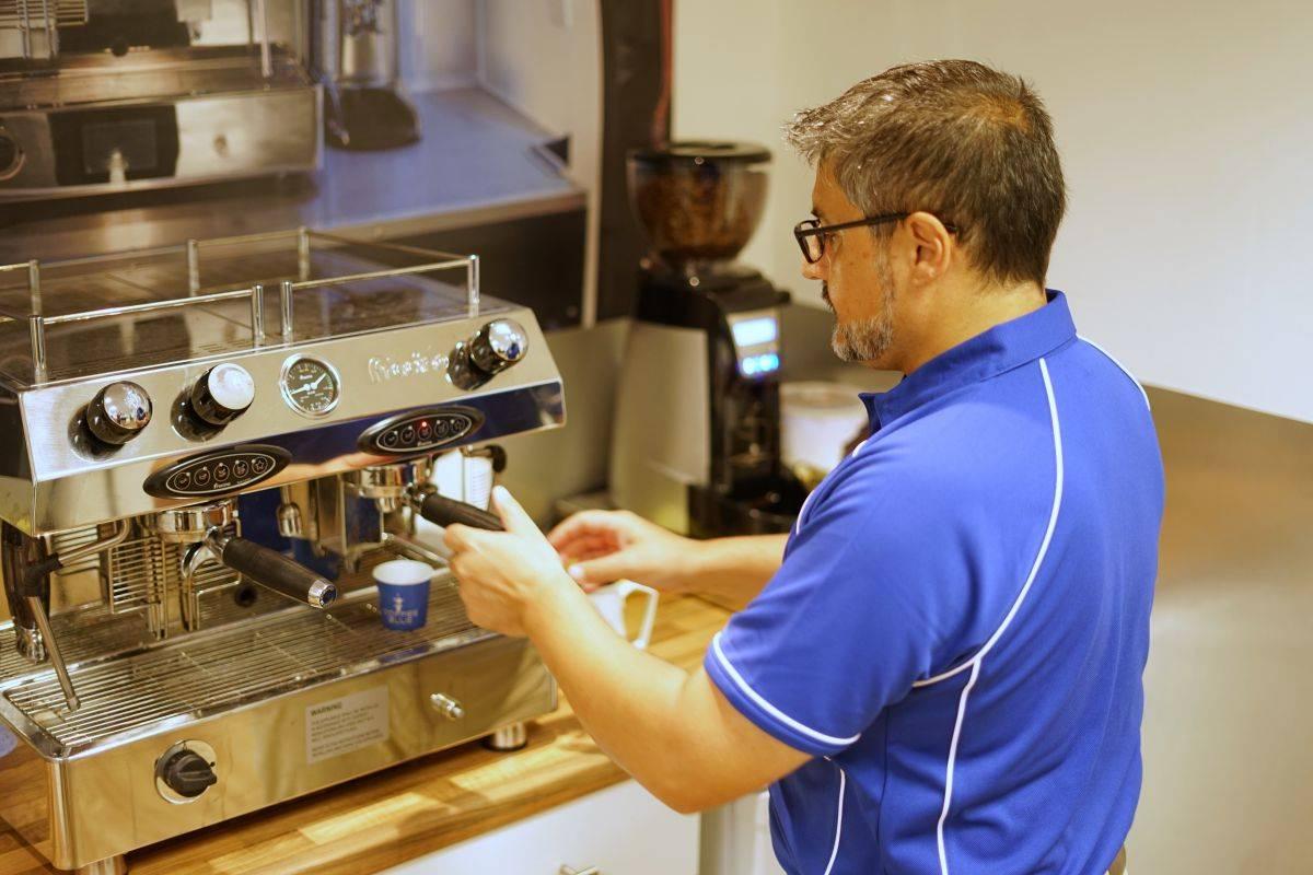 Mobile Coffee Van Ashford Kent